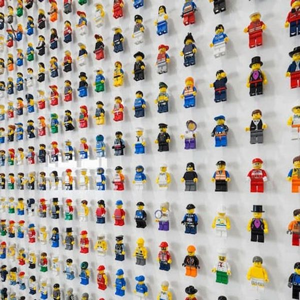 The BritList: A Lego Wall, The Clap-Off Bra + More