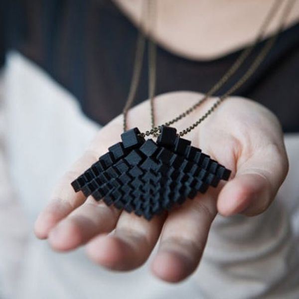 We're Obsessed: 3D Printed Jewelry by Hot Pop