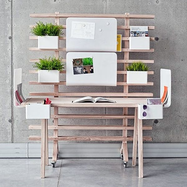 WorkNest: The Ultimate DIY Workspace