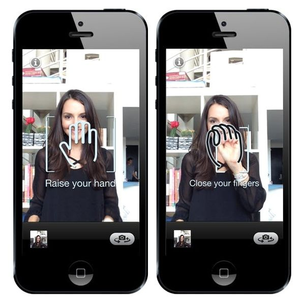 CamMe, the New App for Taking Better Selfies