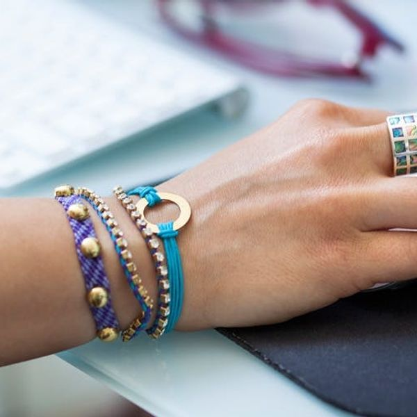 DIY Basics: 4 Fresh Ways to Make Friendship Bracelets