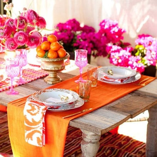 15 Dreamy Ideas for Outdoor Dining