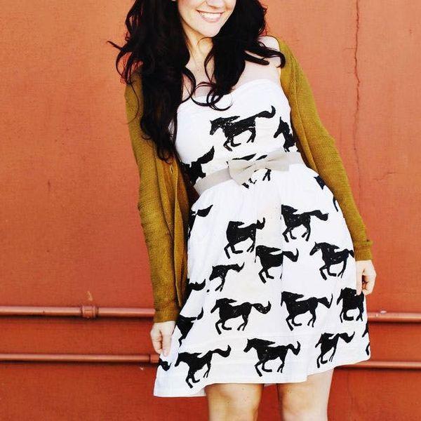10 Clever DIY Dress Hacks