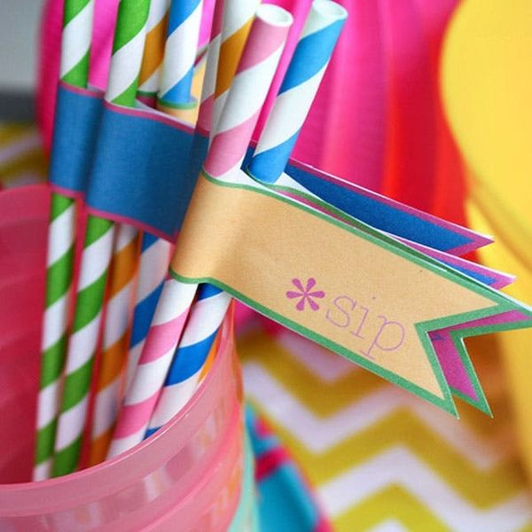 30 Pretty Printables for Summer Soirees