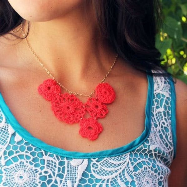 3 Chic and Easy Lace Accessories