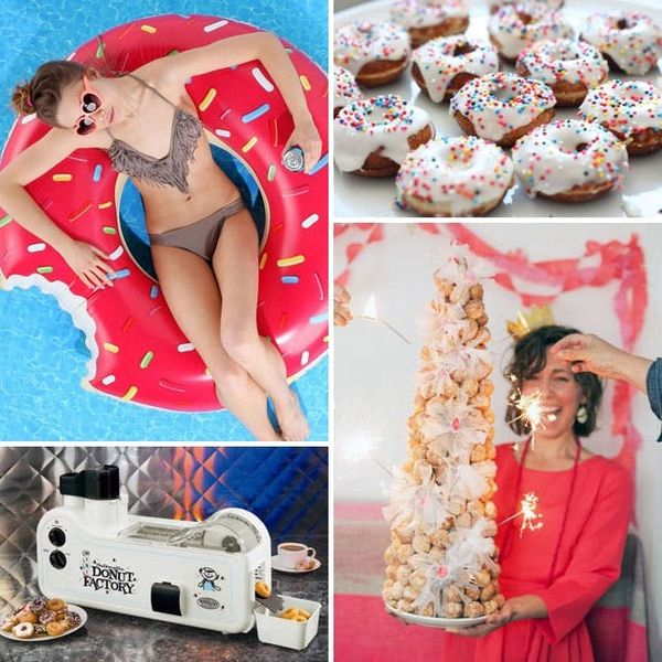 22 Ways to Go Nuts for Donuts!