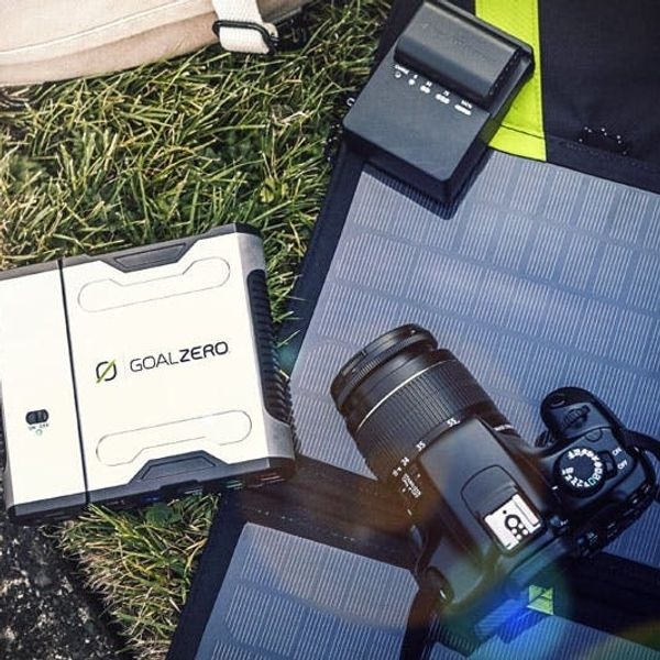 10 Geeky Camping Gadgets