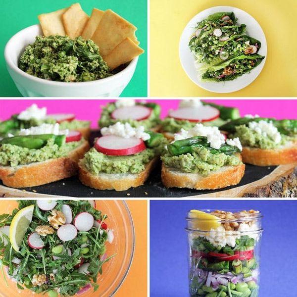 5 Ways to Serve Up a Salad