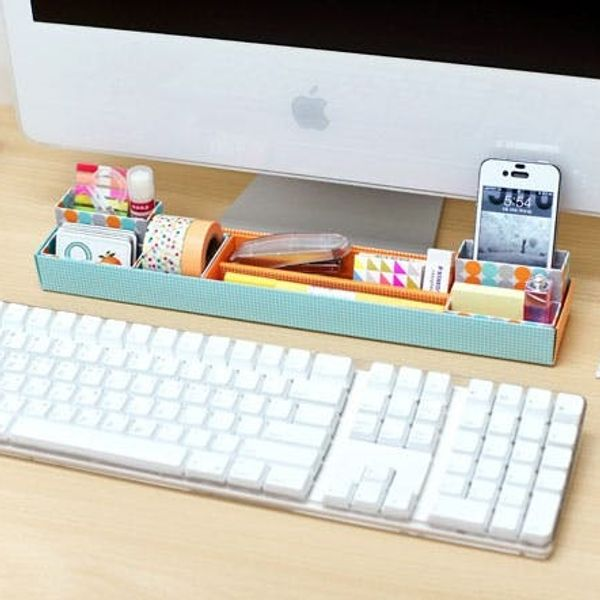 25 Clever Ways to Keep Your Workspace Organized