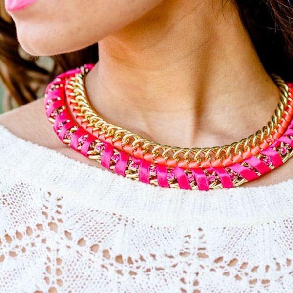 40 Gorgeous DIY Necklaces