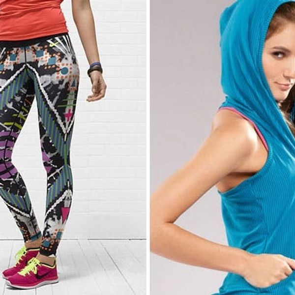 Work It! 15 Ways to Upgrade Your Workout Wardrobe