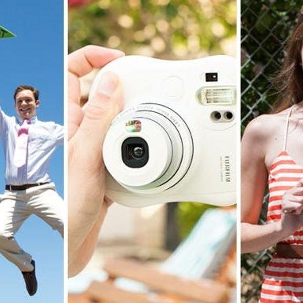 Who Wants a Free Fuji Instax Camera? (Photojojo Giveaway!)