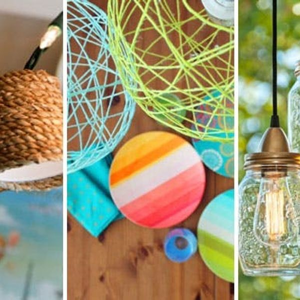 25 Illuminating DIY Lighting Projects