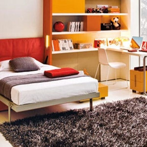10 Murphy Beds that Maximize Small Spaces