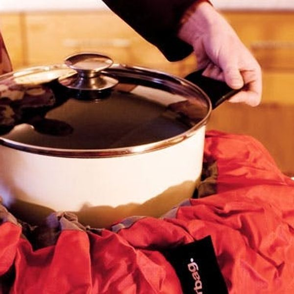 Wonderbag is an Energy-Saving, Electricity-Free Slow Cooker