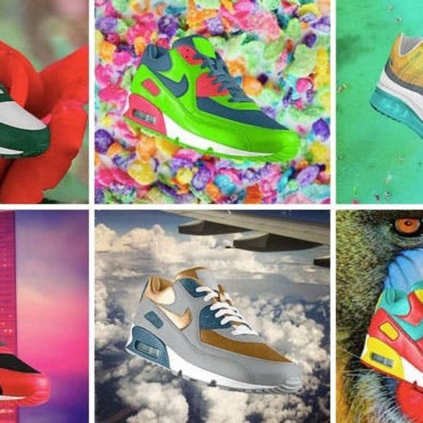 Now You Can Turn Your Instagram Photos into Custom Nike Sneakers