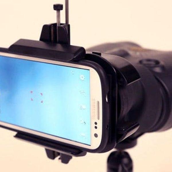 Snapzoom Turns Your Binoculars into the Ultimate Smartphone Lens
