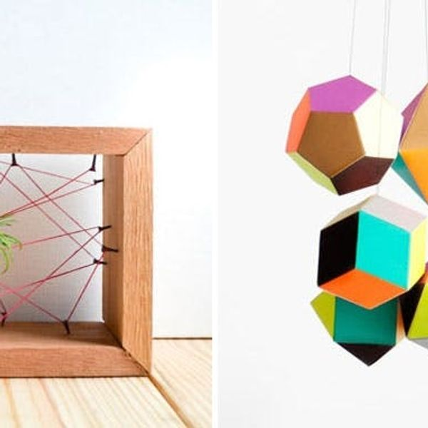 Dodecawhat? 20 Gorgeous Geometric Objects for Your Home