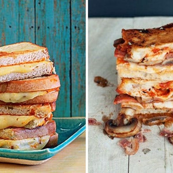 Celebrate National Grilled Cheese Month with 12 Mouthwatering Recipes