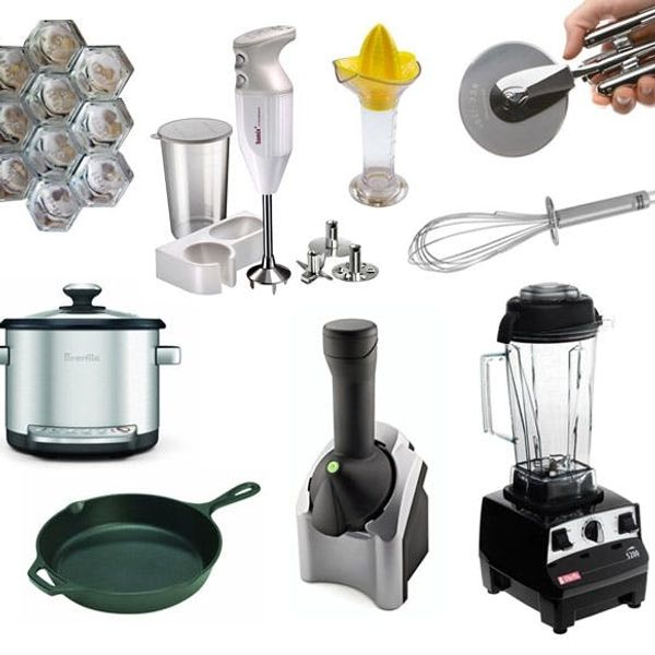 We Asked, You Answered: 10 Must-Have Kitchen Gadgets