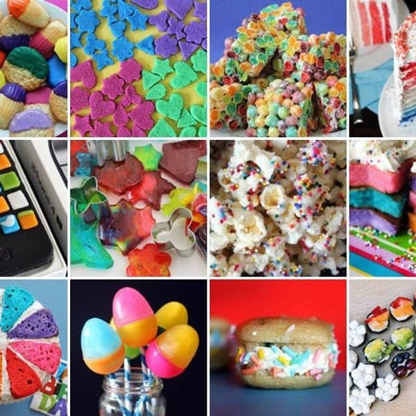 12 of Our Most Colorful Culinary Creations