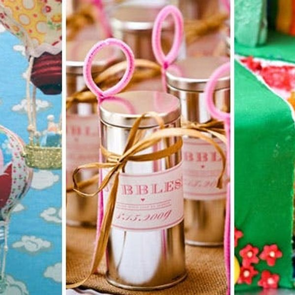 15 DIY Ideas for the Ultimate Oz Party
