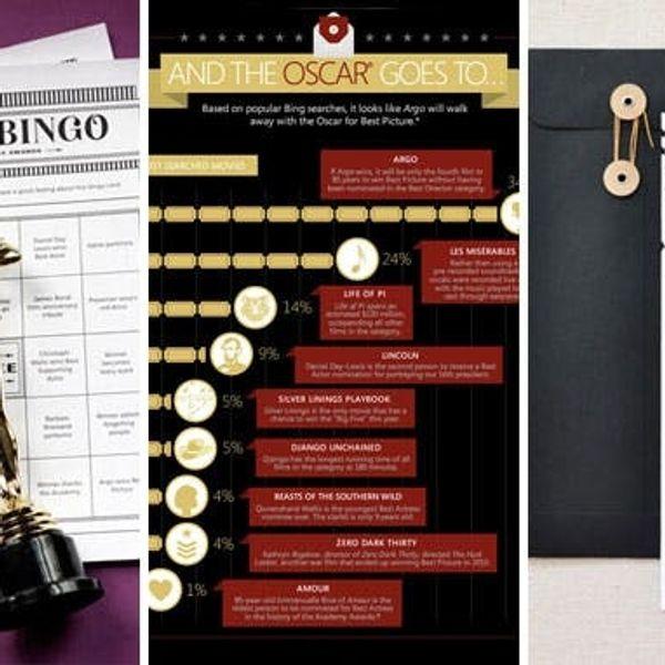 How to Throw an Award-Winning Oscar Party