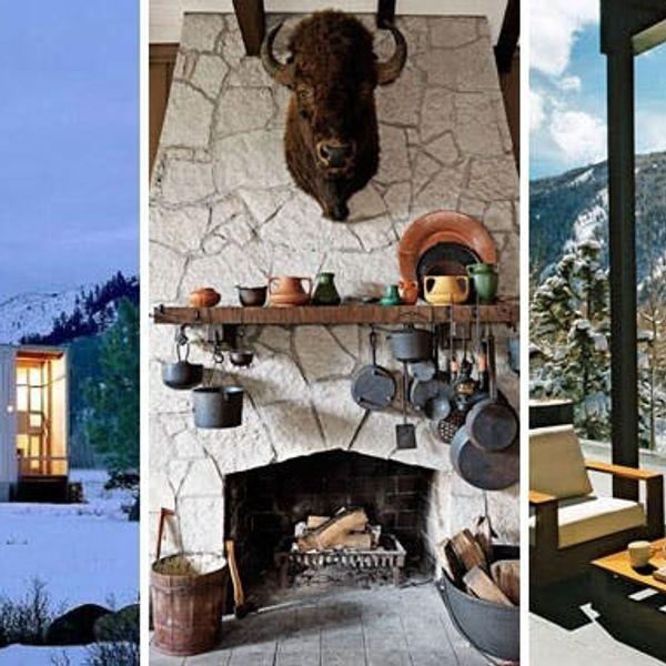 10 Cozy Winter Cabins