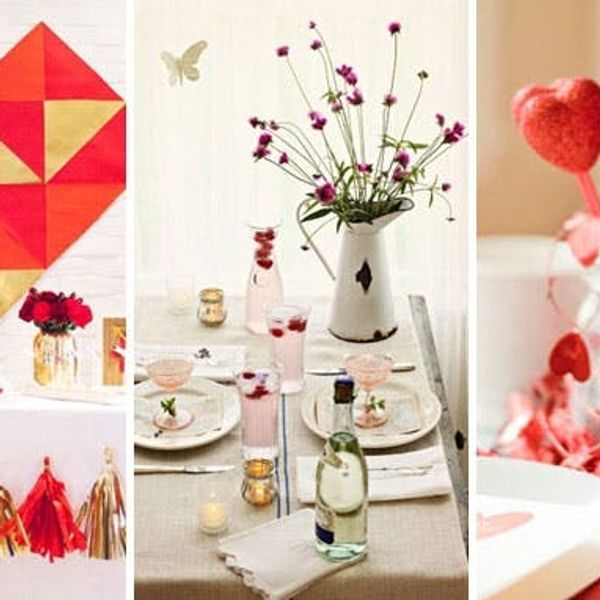 Table for Two: 12 Romantic Table Settings