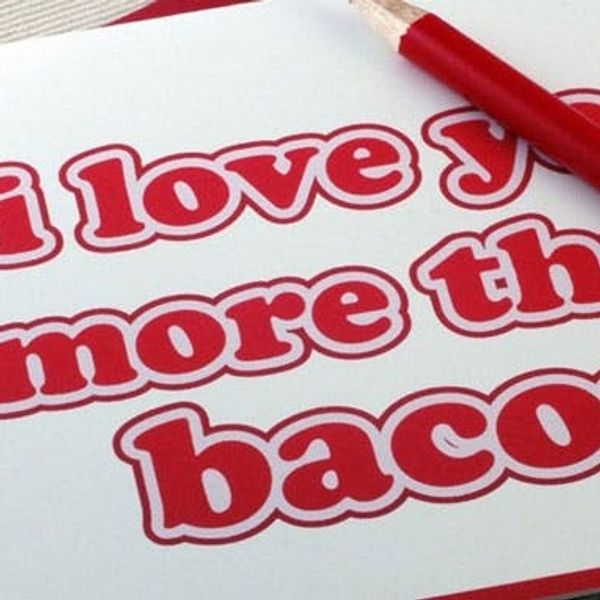 20 Bacon-Themed Gifts for Your Special Someone