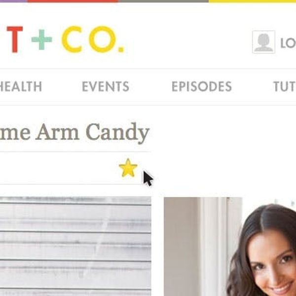 Introducing Profiles and Favorites on Brit + Co.