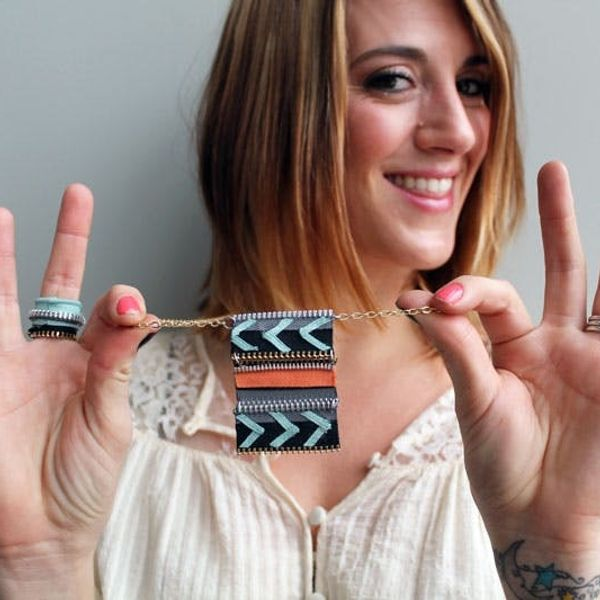 Zip It Up: 3 Hot Accessories Made with Zippers