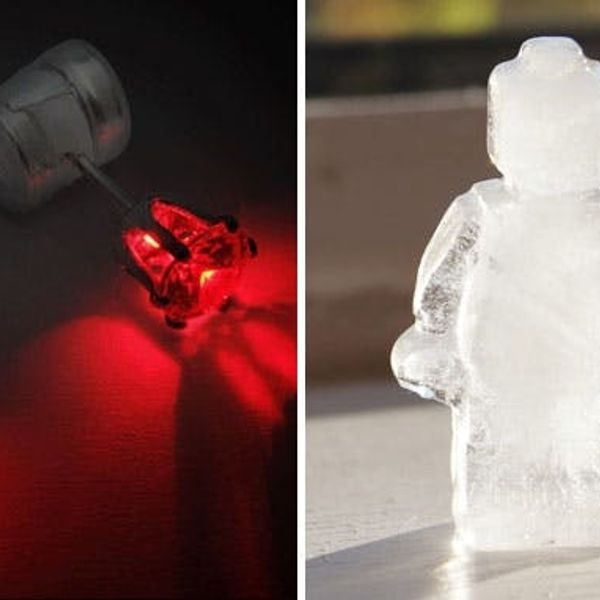 The BritList: LED Crystal Studs, Lego Ice Cubes + More