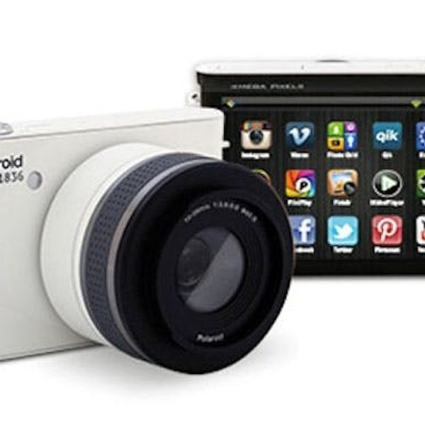 Take + Share More Beautiful Photos with the Polaroid Android