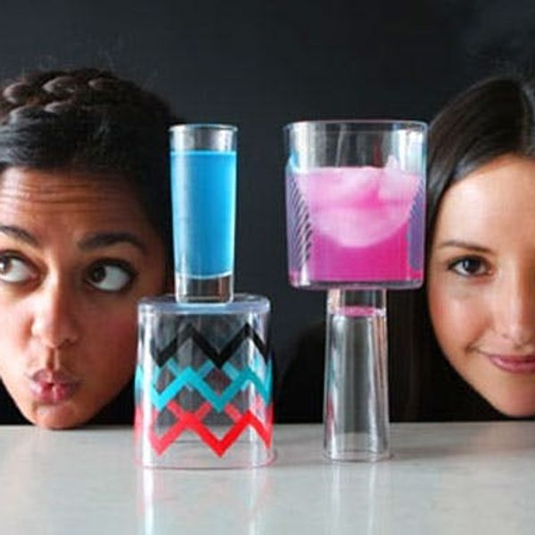 20 Pieces of Unconventional Glassware
