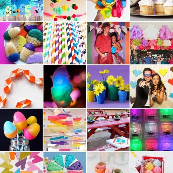 How to Throw the Most Colorful New Year's Bash Ever