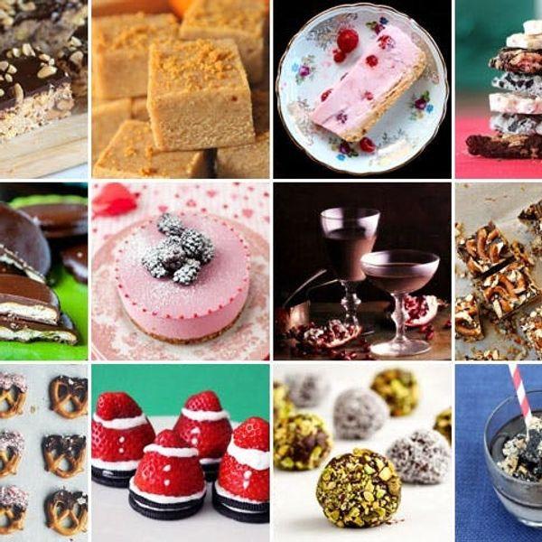 12 No-Bake Holiday Treats