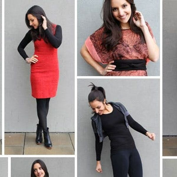 10 Ways to Style a Black Long Sleeve Shirt