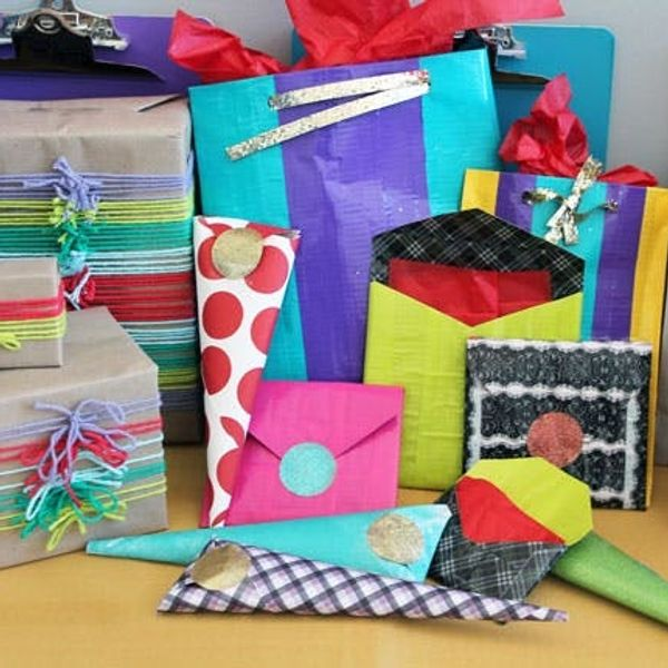 As Seen on the Today Show: 15 Creative Ways to Gift Wrap on a Budget
