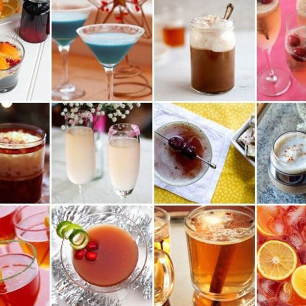 12 Naughty Holiday Cocktails