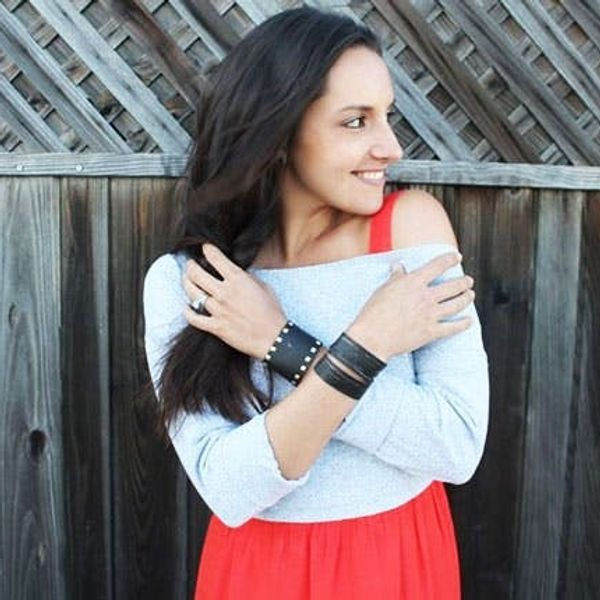 Disguise Your Hair Ties With Stylish DIY Bracelets