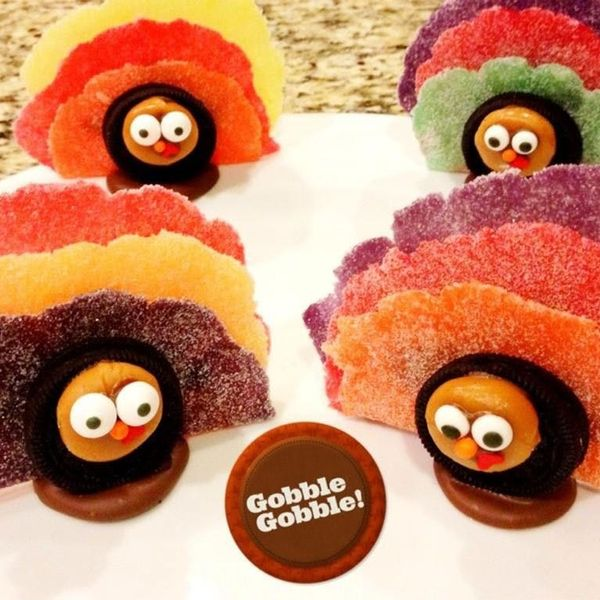 Your Turkey Pops Are Poppin'!