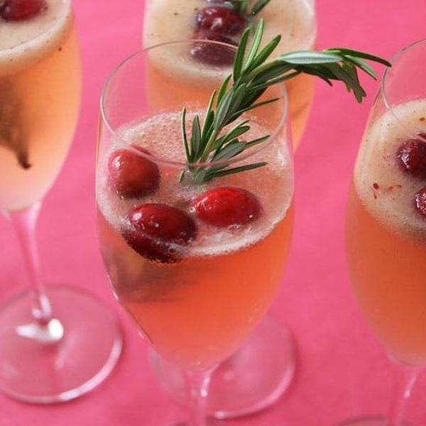 Anyone Cran Make Our Cranberry Pear Ginger Fizz