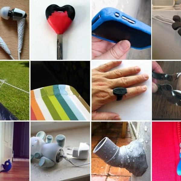 Sugru is a Revolutionary 'Adult Silly Putty' for DIYers