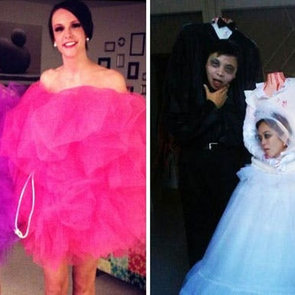 And the Winner of Our Halloween Costume Contest Is…
