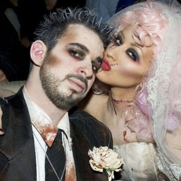 20 of Our Favorite Celebrity Halloween Costumes