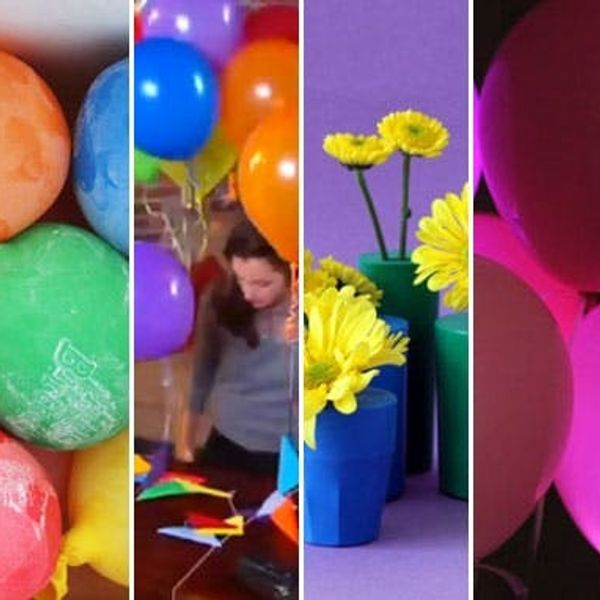 6 Creative Ways to Repurpose Balloons