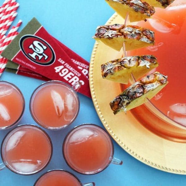 The Ultimate Super Bowl Punch: The Scorpion Bowl