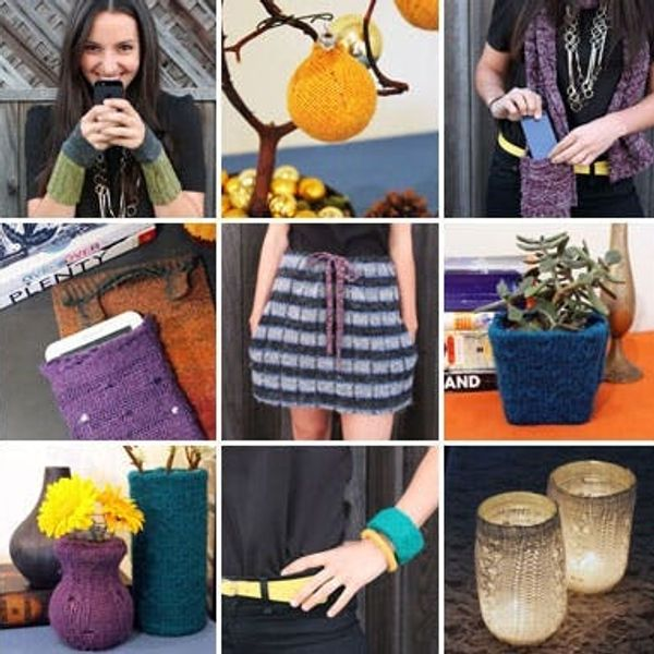 20 Ways to Repurpose Old Sweaters
