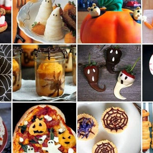 12 Spooky, Scary, and Scrumptious Treats for Halloween